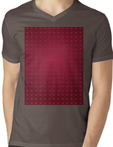 Abstract hearts background Mens V-Neck T-Shirt
