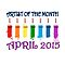 Artist of the month - April 2015