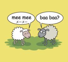 Lost In Translation: baa T-Shirt