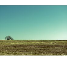 wisconsin horizon Photographic Print
