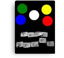 Faga Beefe? Time for some Midnight Madness!  Canvas Print