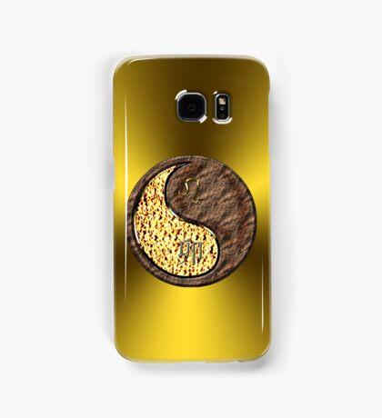 Leo & Rabbit Yin Earth Samsung Galaxy Case/Skin