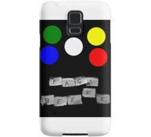 Faga Beefe? Time for some Midnight Madness!  Samsung Galaxy Case/Skin