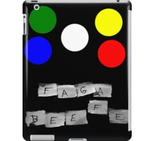 Faga Beefe? Time for some Midnight Madness!  iPad Case/Skin