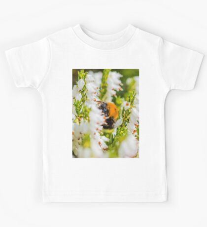 Tree Bumble Bee Kids Tee