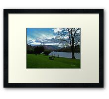 Dunkeld View Framed Print