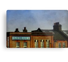 Dining Rooms Metal Print