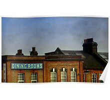 Dining Rooms Poster