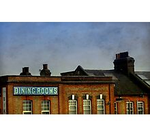 Dining Rooms Photographic Print