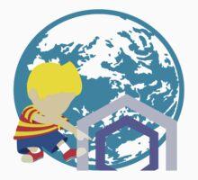 Super Smash Bros Lucas Kids Clothes