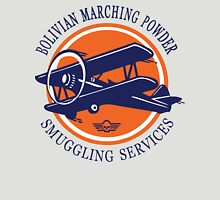 bolivian marching powder Unisex T-Shirt