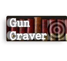 GunCraver-ShotGun Canvas Print