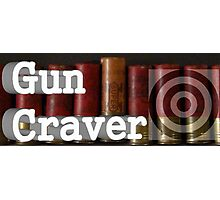 GunCraver-ShotGun Photographic Print