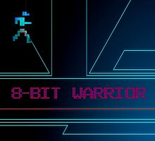 8-Bit Warrior by SynthOverlord