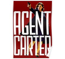 Name? Agent. Poster
