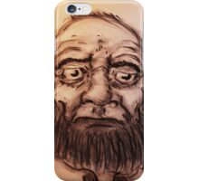 over worked iPhone Case/Skin