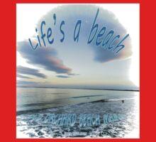 Life's A Beach One Piece - Long Sleeve