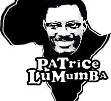 Patrice lumumba by davisma
