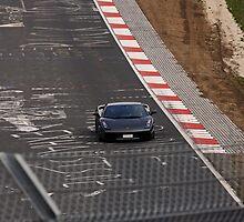 Lamborghini on Nurburgring by alvinR32