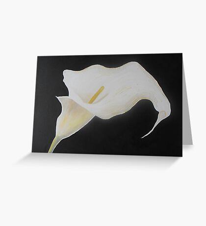Cala Lillie Greeting Card
