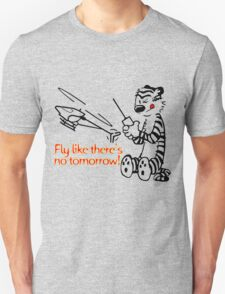 RC Helicopter Hobbes Design T-Shirt