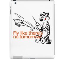 RC Helicopter Hobbes Design iPad Case/Skin