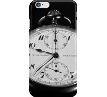 Study #13 - Chronograph iPhone Case/Skin