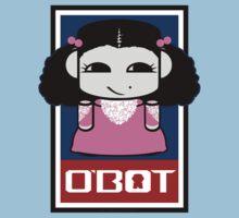 Pocket O'babybot 2.0 Kids Tee