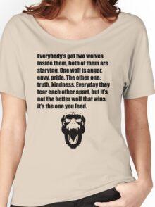 12 Monkeys - 2 Wolves Women's Relaxed Fit T-Shirt