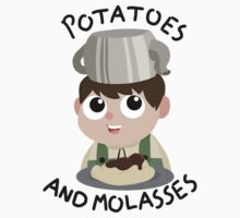 Potatoes and Molasses by Maritto