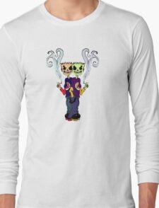Tough Zombie Guys Long Sleeve T-Shirt