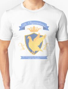 St. Pigeonation's Institute Unisex T-Shirt