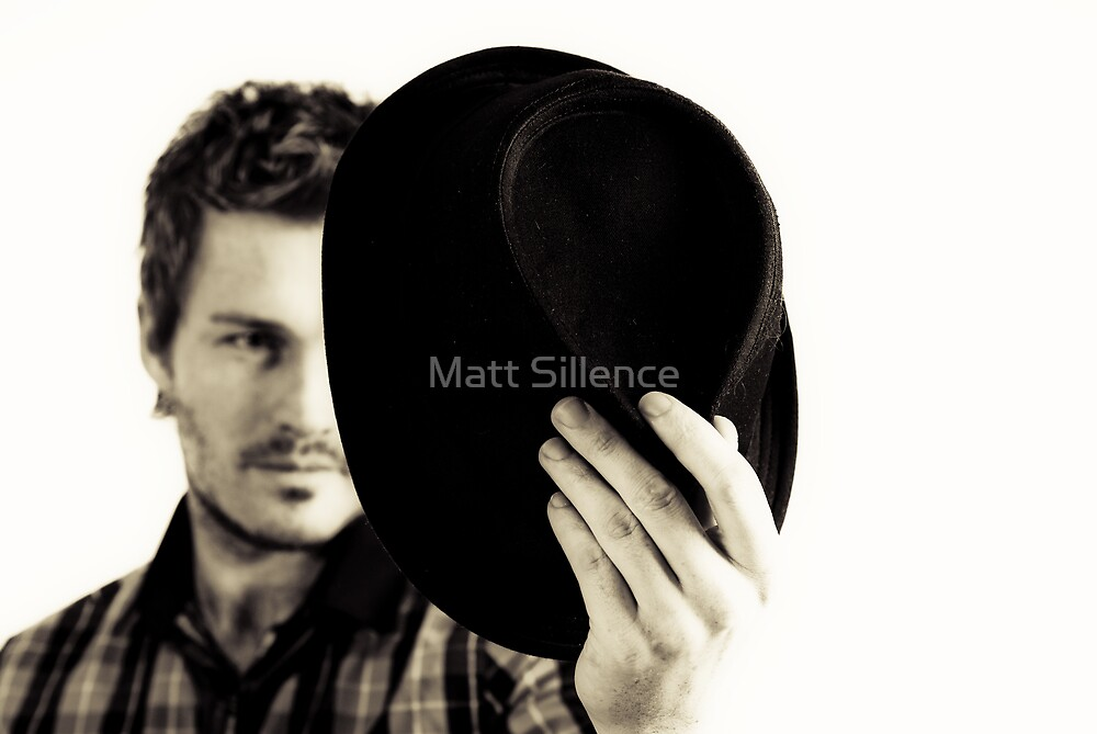 Hats to u by Matt Sillence