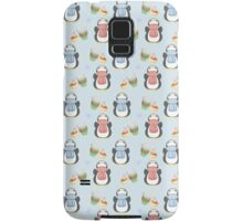 December Penguin Samsung Galaxy Case/Skin