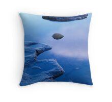 'Bay Light Reflected' Throw Pillow