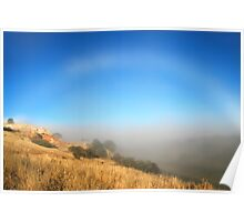 The Fog Bow Poster