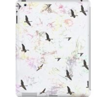 Rainbow Birds iPad Case/Skin