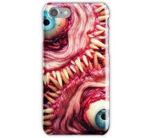 tooth beast iPhone Case/Skin
