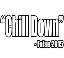 "Chill Down! by Ulrik ""TheFoxOnFire"" Christensen"