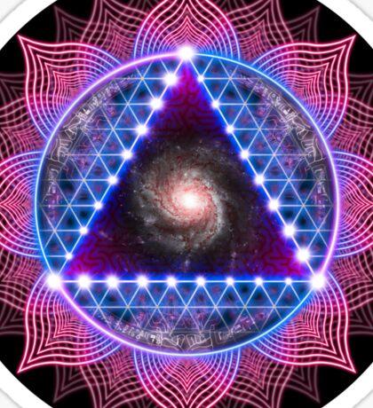 The Stargazer Sticker