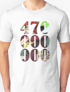 Eustass Kid - 470,000,000 By Tokyo_Fool Unisex T-Shirt