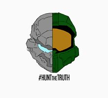 #HuntTheTruth - Locke/Master Chief Colour Unisex T-Shirt
