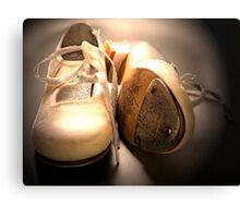 Tap Shoes Canvas Print