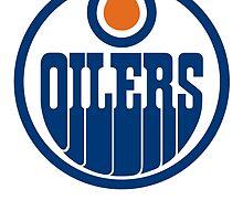 Edmonton Oilers by saulhudson32