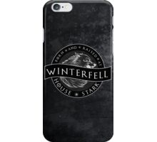 Born and Raised at Winterfell iPhone Case/Skin