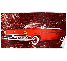 american car Poster