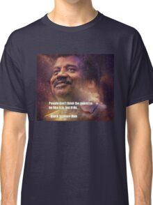 Black Science Man Classic T-Shirt