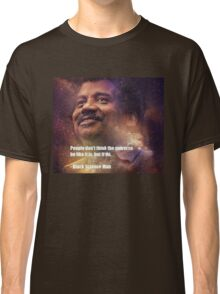 Black Science Man Classic T-Shirt