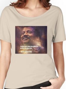 Black Science Man Women's Relaxed Fit T-Shirt