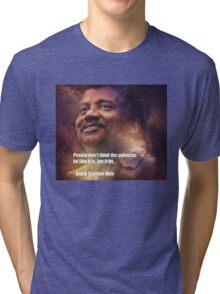 Black Science Man Tri-blend T-Shirt